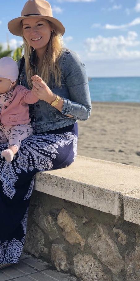 Urlaub mit Baby an der Costa del Sol