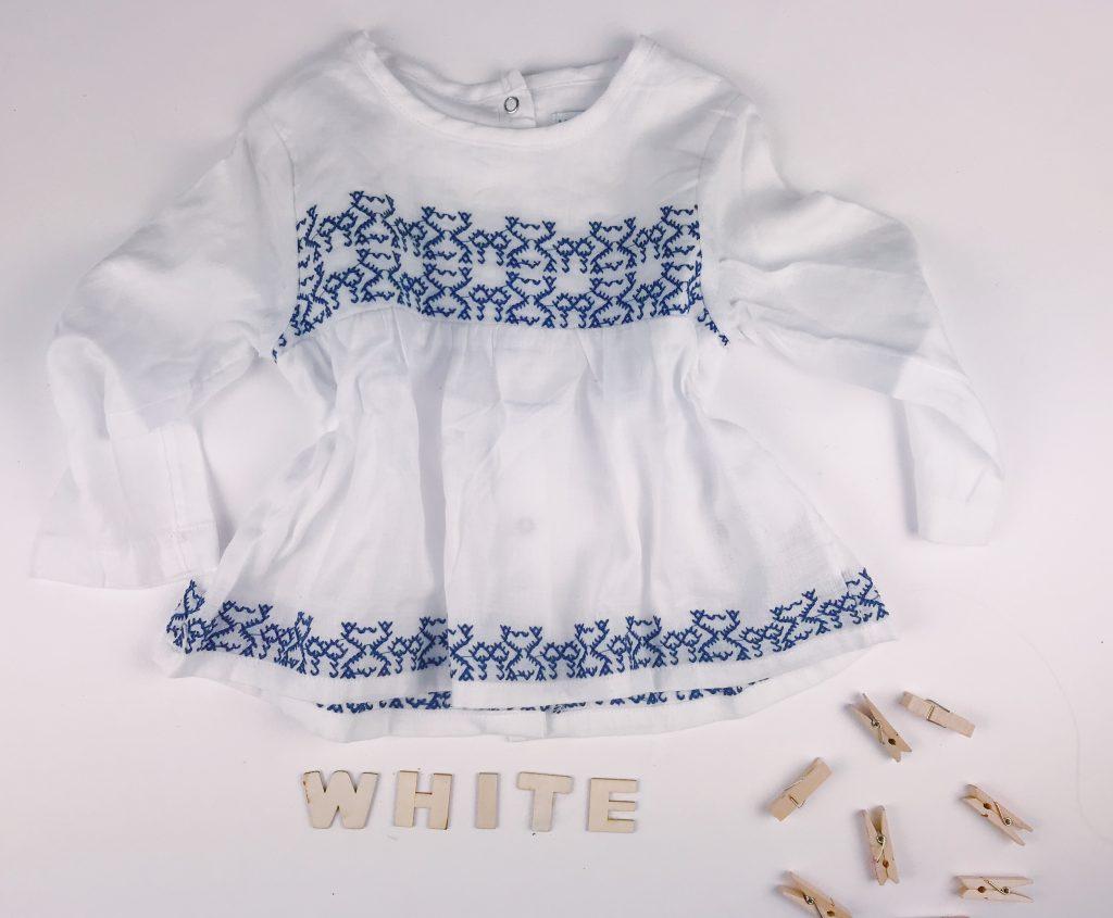 Babymode: Ethno Bluse graphic