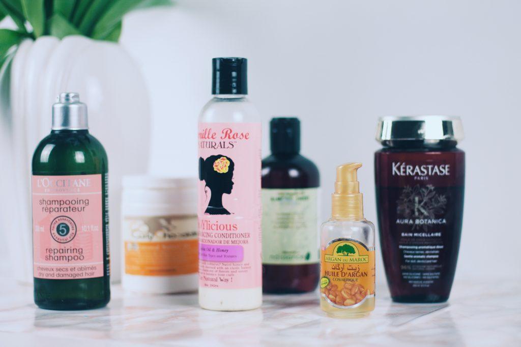 5 Tipps für gesunde Haare graphic