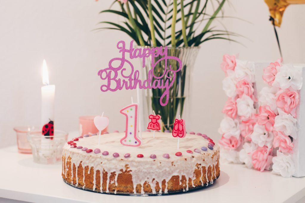 Der erste Geburtstag - Ideen und Tipps