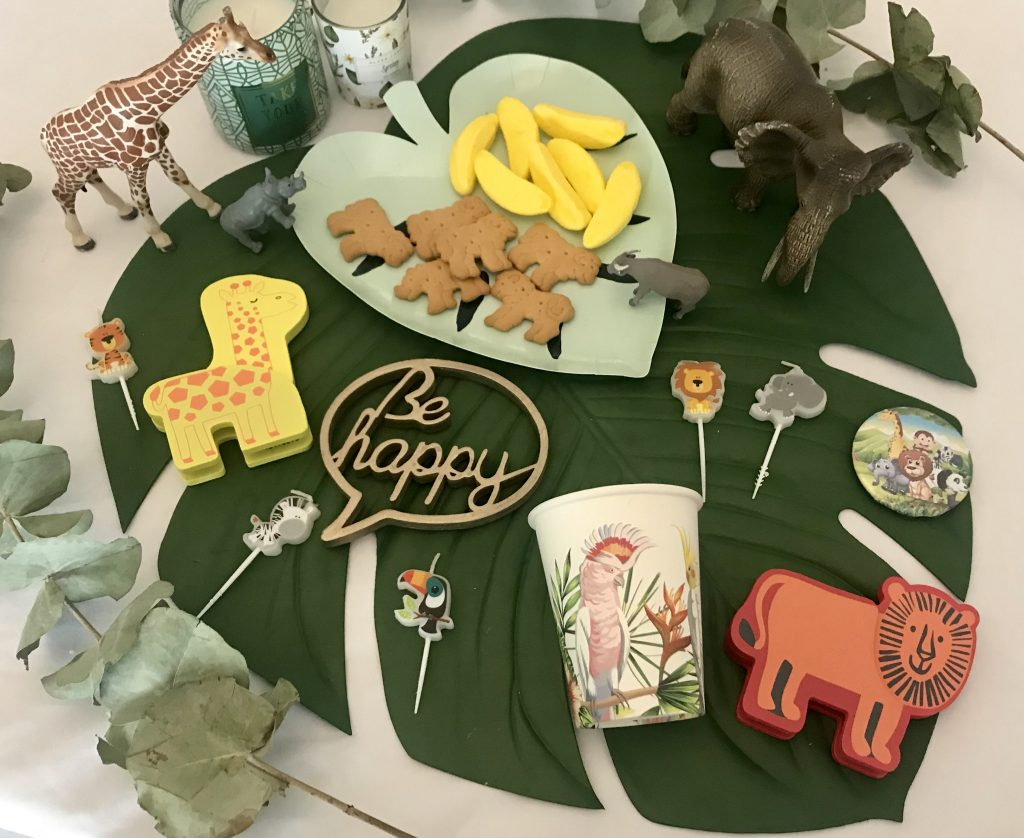 Welcome Party Animals – so wird der Kindergeburtstag zur Safari!
